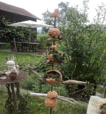 gartenstelen, Terrassen ideen